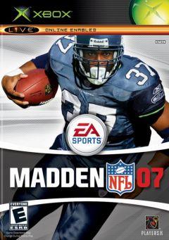 Jaquette de Madden NFL 07 Xbox