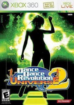 Jaquette de Dancing Stage Universe 2 Xbox 360