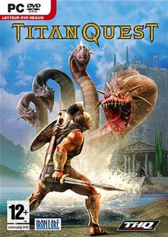 Jaquette de Titan Quest PC