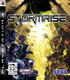 Jaquette de Stormrise PlayStation 3