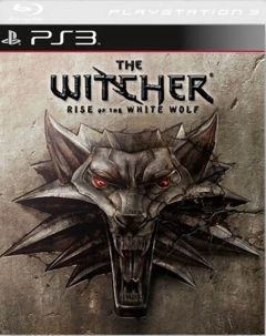 Jaquette de The Witcher : Rise of the White Wolf PlayStation 3