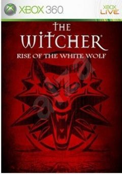 Jaquette de The Witcher : Rise of the White Wolf Xbox 360