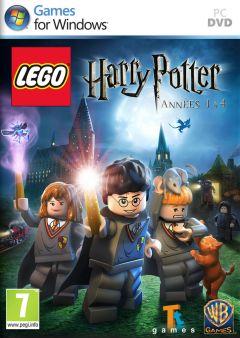 Jaquette de LEGO Harry Potter : Années 1 à 4 PC