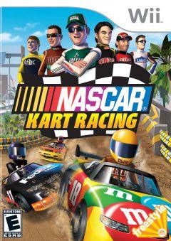 Jaquette de NASCAR Kart Racing Wii