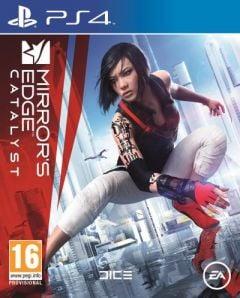 Jaquette de Mirror's Edge Catalyst PS4