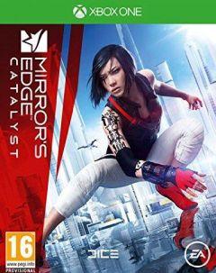 Jaquette de Mirror's Edge Catalyst Xbox One