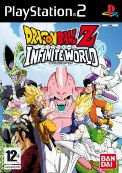 Jaquette de Dragon Ball Z : Infinite World PlayStation 2