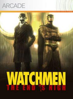 Jaquette de Watchmen : The End is Nigh Xbox 360