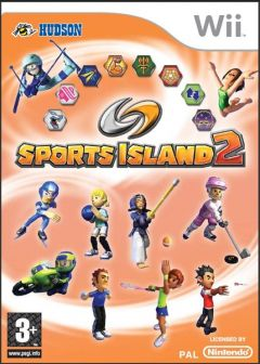 Jaquette de Sports Island 2 Wii