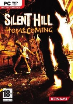 Jaquette de Silent Hill : Homecoming PC