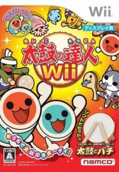Jaquette de Taiko no Tatsujin Wii Wii