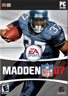 Jaquette de Madden NFL 07 PC