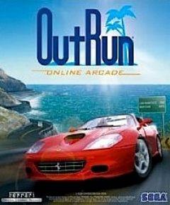 Jaquette de OutRun Online Arcade PlayStation 3
