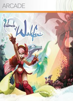 Jaquette de Islands of Wakfu Xbox 360