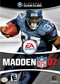 Jaquette de Madden NFL 07 GameCube
