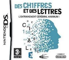 Jaquette de Des Chiffres et des Lettres DS