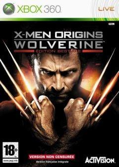 Jaquette de X-Men Origins : Wolverine Xbox 360
