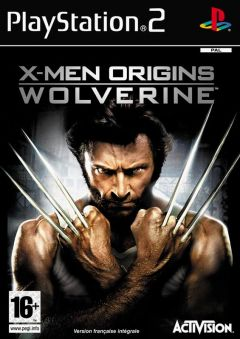 Jaquette de X-Men Origins : Wolverine PlayStation 2