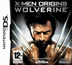 Jaquette de X-Men Origins : Wolverine DS
