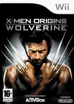 Jaquette de X-Men Origins : Wolverine Wii