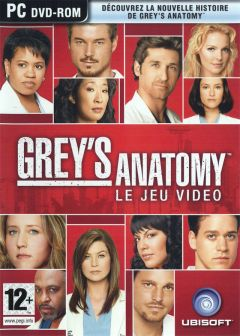 Jaquette de Grey's Anatomy : The Video Game PC