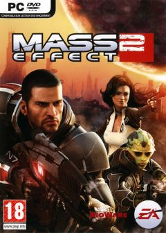 Jaquette de Mass Effect 2 PC