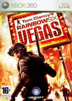 Jaquette de Rainbow Six : Vegas Xbox 360