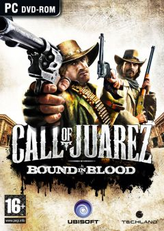 Jaquette de Call of Juarez : Bound in Blood PC