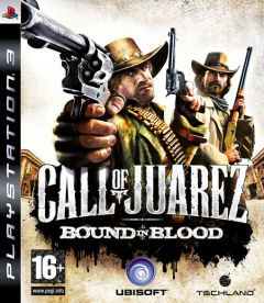 Jaquette de Call of Juarez : Bound in Blood PlayStation 3