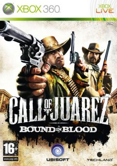 Jaquette de Call of Juarez : Bound in Blood Xbox 360