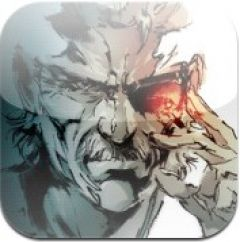 Jaquette de Metal Gear Solid Touch iPhone, iPod Touch