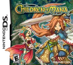 Jaquette de Children of Mana DS