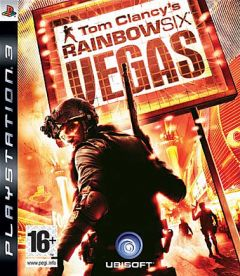 Jaquette de Rainbow Six : Vegas PlayStation 3