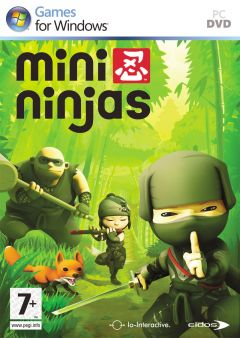 Jaquette de Mini Ninjas PC