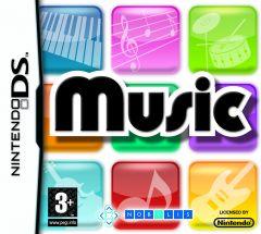 Jaquette de Music DS