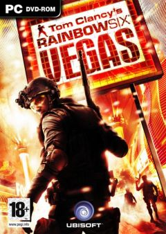 Jaquette de Rainbow Six : Vegas PC