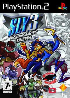 Jaquette de Sly 3 PlayStation 2