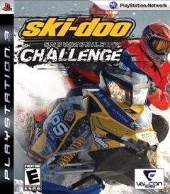 Jaquette de Ski-Doo snowmobile Challenge PlayStation 3