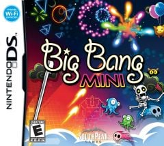 Jaquette de Big Bang Mini DS