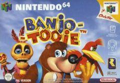 Jaquette de Banjo-Tooie Nintendo 64