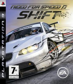 Jaquette de Need for Speed Shift PlayStation 3