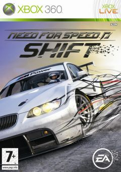 Jaquette de Need for Speed Shift Xbox 360