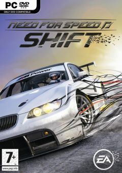 Jaquette de Need for Speed Shift PC