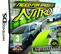 Jaquette de Need For Speed Nitro DS