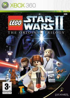 Jaquette de LEGO Star Wars II Xbox 360