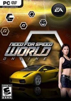 Jaquette de Need For Speed World PC