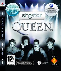 Jaquette de SingStar Queen PlayStation 3