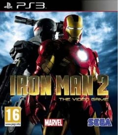 Jaquette de Iron Man 2 PlayStation 3