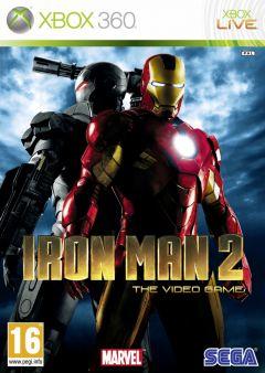 Jaquette de Iron Man 2 Xbox 360