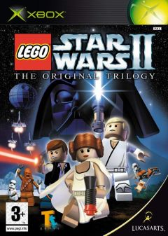 Jaquette de LEGO Star Wars II Xbox